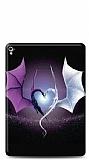 iPad Pro 9.7 Heart Bat Resimli Kılıf