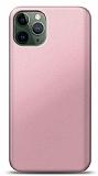 iPhone 11 Pro Rose Gold Mat Silikon Kılıf