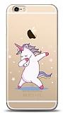 iPhone 6 / 6S Dab Unicorn Resimli Kılıf