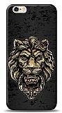 iPhone 6 / 6S Gold Lion Kılıf