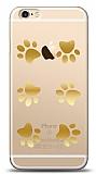 iPhone 6 / 6S Gold Patiler Kılıf