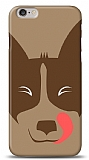 iPhone 6 Plus / 6S Plus Big Face Dog Kılıf