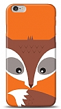 iPhone 6 Plus / 6S Plus Big Face Fox Kılıf