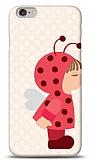 iPhone 6 Plus / 6S Plus Çift Uğur Böceği Erkek Kılıf