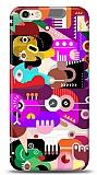 iPhone 6 Plus / 6S Plus Modern Art Resimli Kılıf