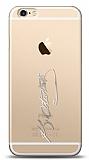 iPhone 6 Plus / 6S Plus Silver Atatürk İmza Kılıf