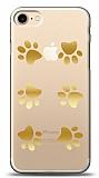 iPhone 7 / 8 Gold Patiler Kılıf
