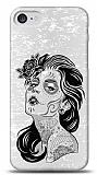 iPhone 7 / 8 Silver Face Kılıf