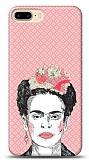 iPhone 7 Plus / 8 Plus Frida Resimli Kılıf