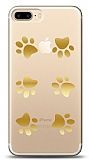 iPhone 7 Plus / 8 Plus Gold Patiler Kılıf