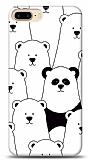 iPhone 7 Plus / 8 Plus Lonely Panda Kılıf