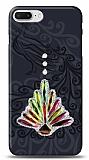 iPhone 7 Plus Peacock Shine Taşlı Kılıf