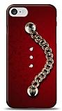 iPhone 7 / 8 Ring Shine Taşlı Metal Askılı Kılıf