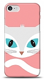 iPhone 8 Big Face Cat Kılıf