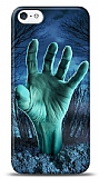 iPhone SE / 5 / 5S Zombie Hand Blue Kılıf