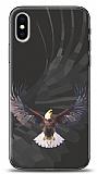 iPhone X Mozaik Kartal Kılıf