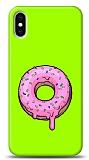 iPhone X / XS Pink Donut Kılıf