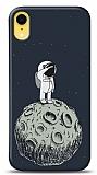 iPhone XR Astronot Resimli Kılıf