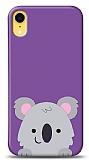 iPhone XR Koala Resimli Kılıf