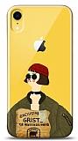 iPhone XR Leon Mathilda Resimli Kılıf