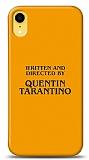 iPhone XR Quentin Tarantino Resimli Kılıf