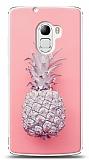 Lenovo A7010 Pink Ananas Kılıf