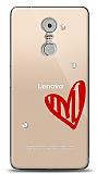 Lenovo K6 Note 3 Taş Love Kılıf