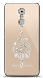 Lenovo K6 Note Balerin Taşlı Kılıf
