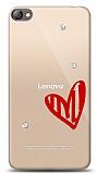 Lenovo S60 3 Taş Love Kılıf