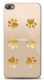 Lenovo S60 Gold Patiler Kılıf
