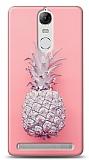 Lenovo Vibe K5 Note Pink Ananas Kılıf