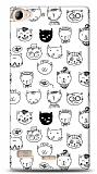 Lenovo Vibe X2 Cute Cats Kılıf