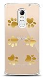Lenovo Vibe X3 Gold Patiler Kılıf
