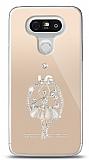 LG G5 Balerin Taşlı Kılıf