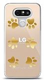 LG G5 Gold Patiler Kılıf