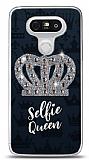 LG G5 Selfie Queen Taşlı Kılıf