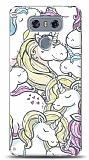 LG G6 Unicorns Kılıf