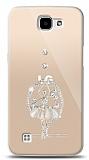 LG K4 Balerin Taşlı Kılıf