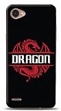 LG Q6 Black Dragon Kılıf