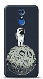 LG Q7 Plus Astronot Resimli Kılıf