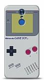 LG Q7 Plus Game Boy Resimli Kılıf