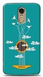 LG Stylus 3 Cloud Guitar Kılıf