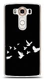 LG V10 Freedom Black Kılıf