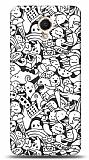Meizu M6 Karikalar Resimli Kılıf
