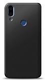 Meizu Note 9 Siyah Mat Silikon Kılıf