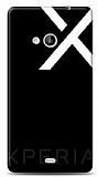 Microsoft Lumia 535 XX1 Black Kılıf