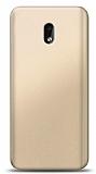 Nokia 2.2 Gold Mat Silikon Kılıf