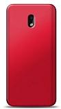 Nokia 2.2 Kırmızı Mat Silikon Kılıf