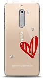 Nokia 5 3 Taş Love Kılıf
