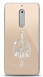 Nokia 5 Balerin Taşlı Kılıf